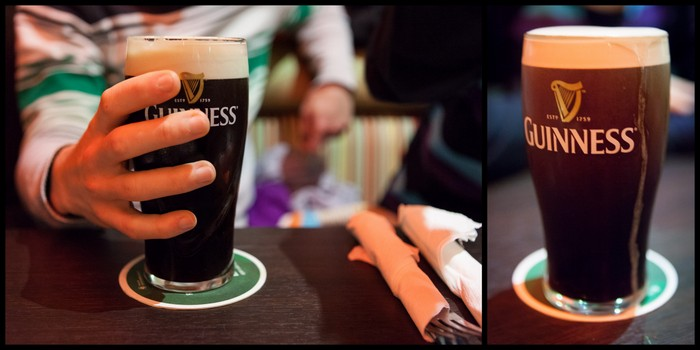 Irlande Galway Guinness