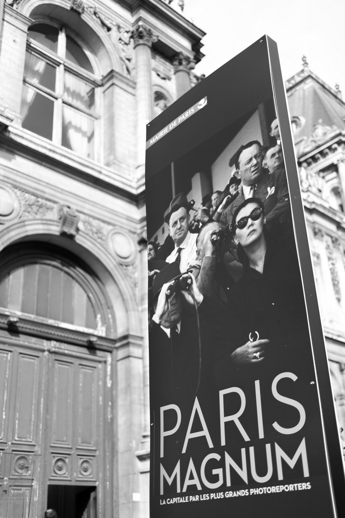 Paris Magnum Exposition Photo Hôtel de ville kla