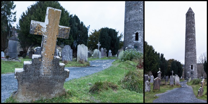 Irlande Glendalough Wicklow Eklaprod